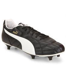 Puma Black Running Sports Shoes