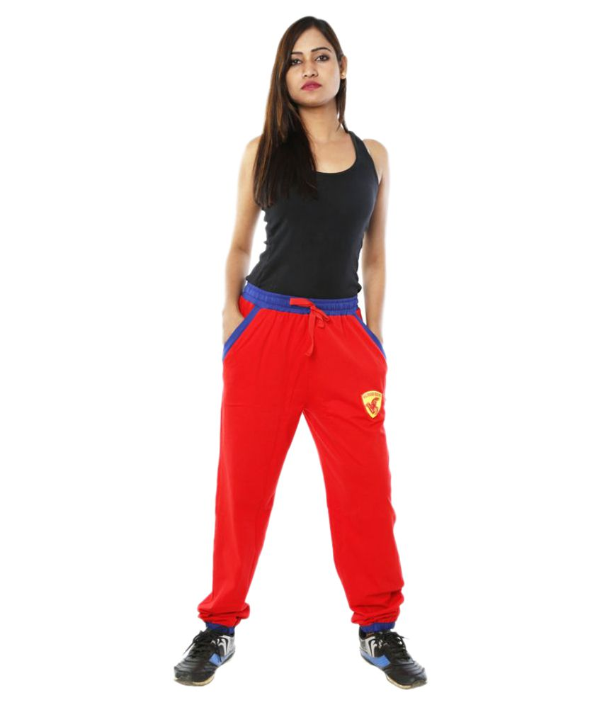 Filmax Originals Black Cotton Sports Gym Yoga Joggers Trackpant
