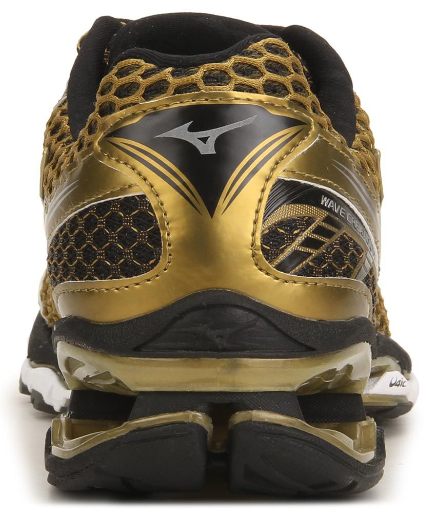 ... Mizuno Wave Creation 17 Multi Color Running Sports Shoes ...