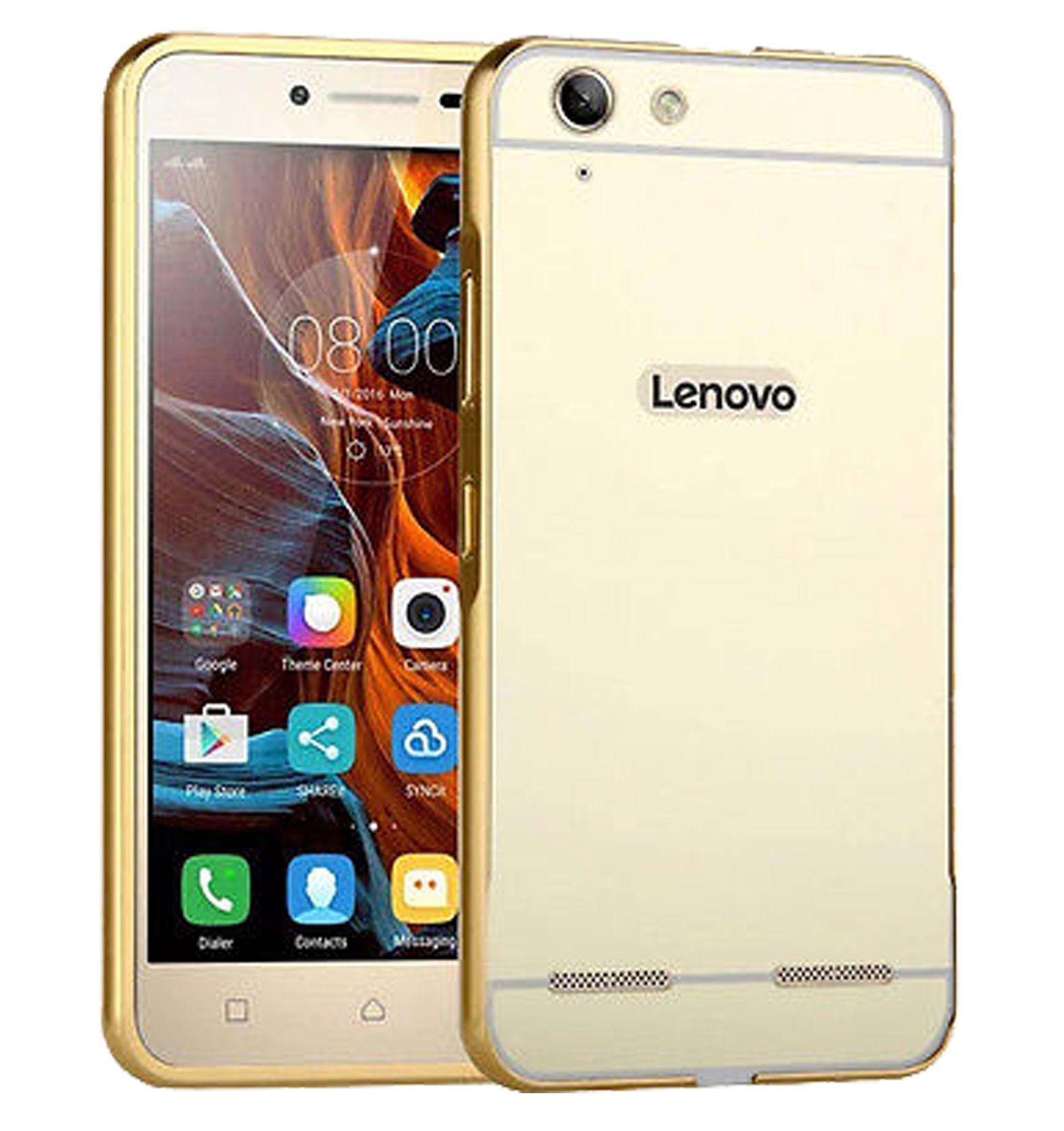 Lenovo Vibe K5 Cover by JKR - Golden
