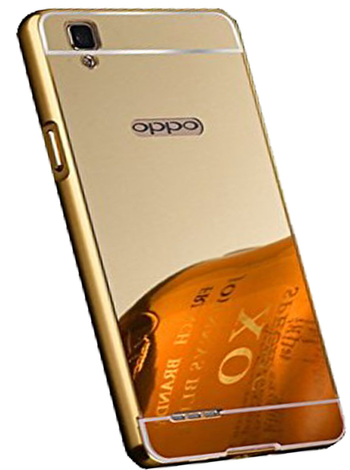 Oppo F1 Cover by JKR - Golden
