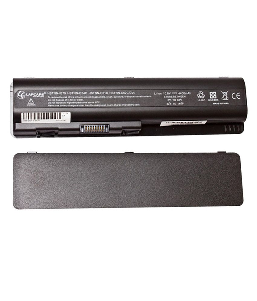 Lapcare Laptop Battery For HP Pavilion Dv4-1106Tx With Actone Mobile Charging Data Cable