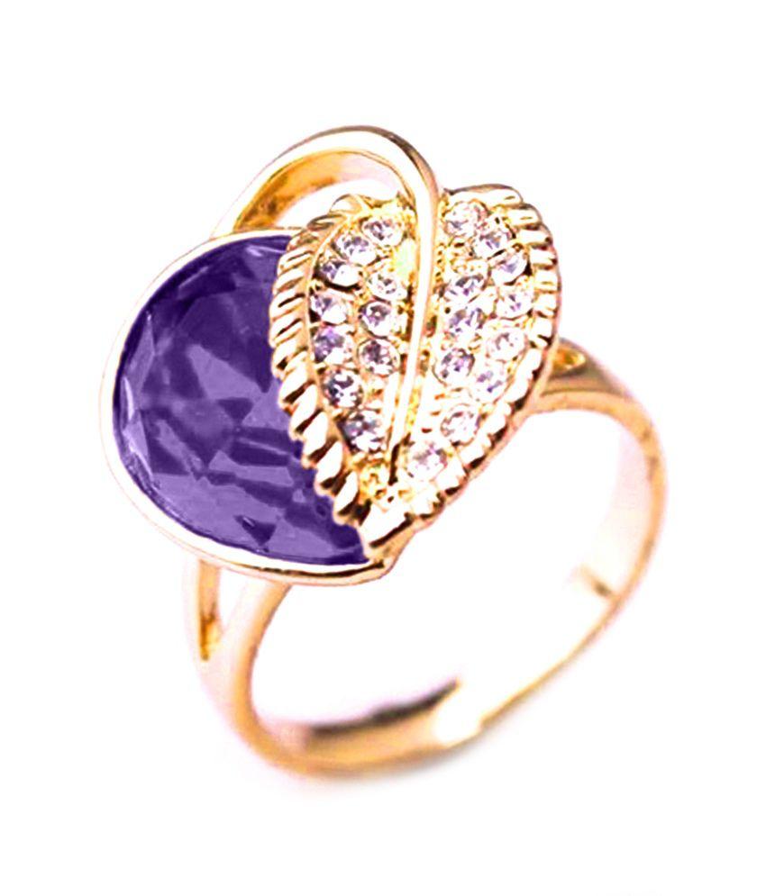 Aadila 14kt Gold Contemporary Ring