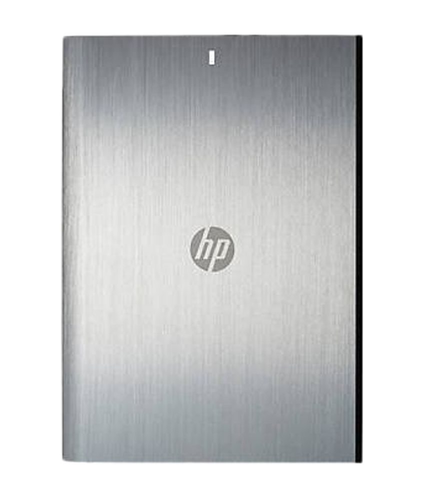 HP 1 TB External Portable USB 3.0 Hard Drive