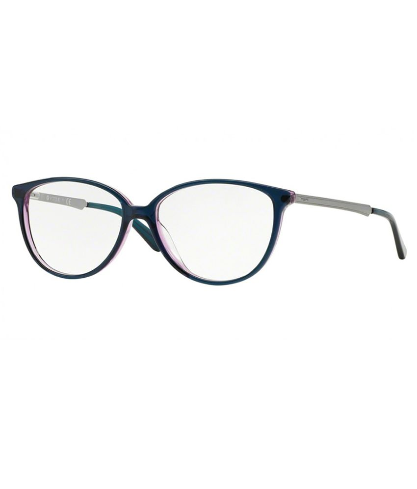 878c54c147f Vogue Full Rim Cateye Spectacle Frame For Women - Buy Vogue Full Rim Cateye Spectacle  Frame For Women Online at Low Price - Snapdeal