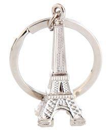 Veevi 3D Eiffel Tower Key Chain
