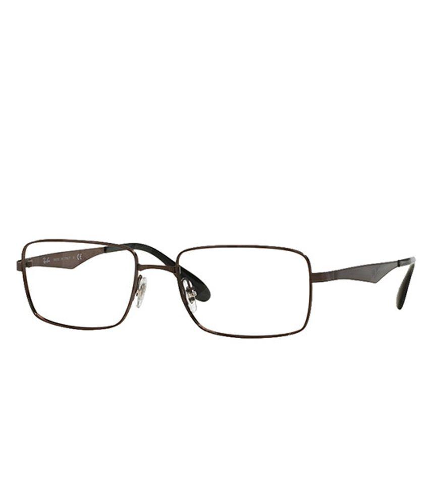 Ray Ban Square Frame Glasses : Ray-ban Black Full Rim Square Frame Eyeglasses - Buy Ray ...