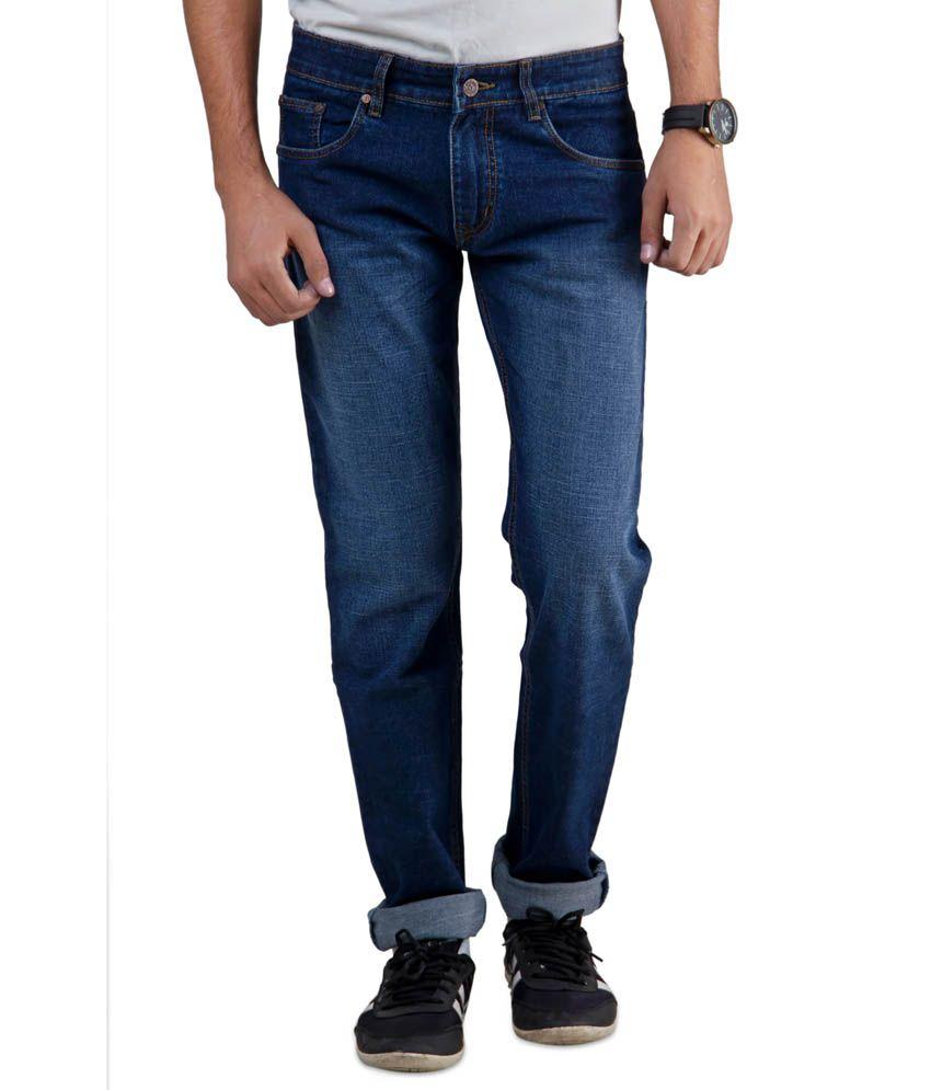 Slash Navy Slim Fit Jeans