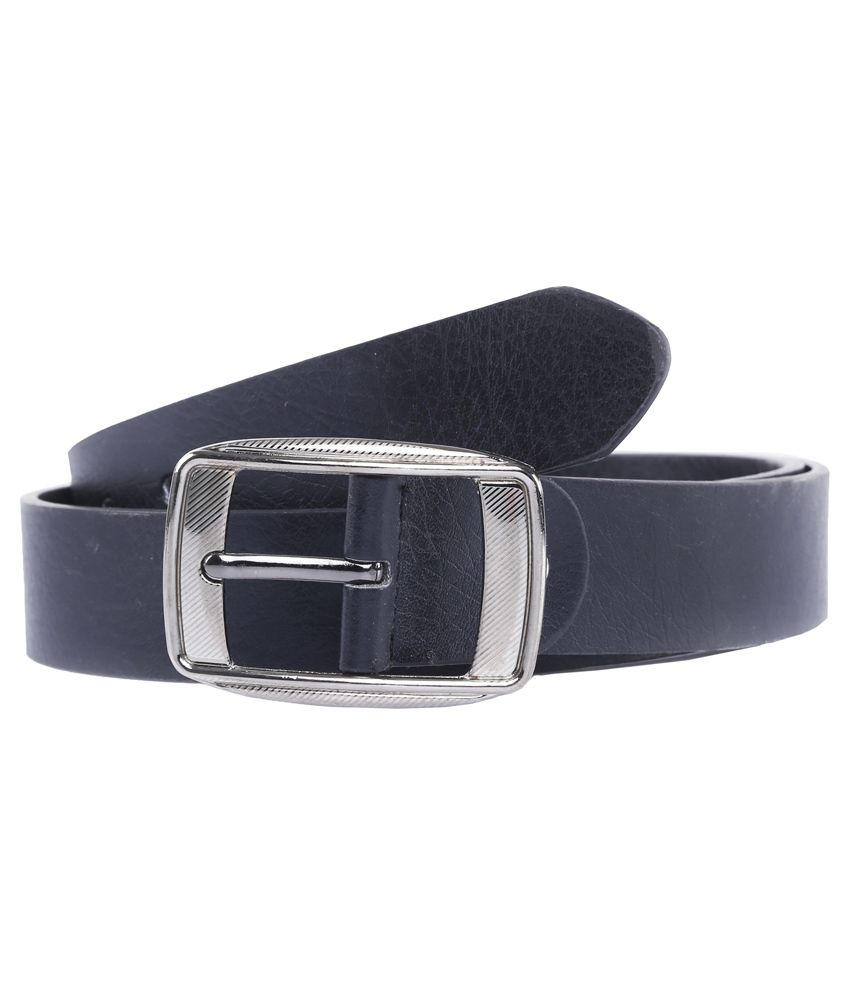 Elligator Black Casual Stylish and Comfortable Belt