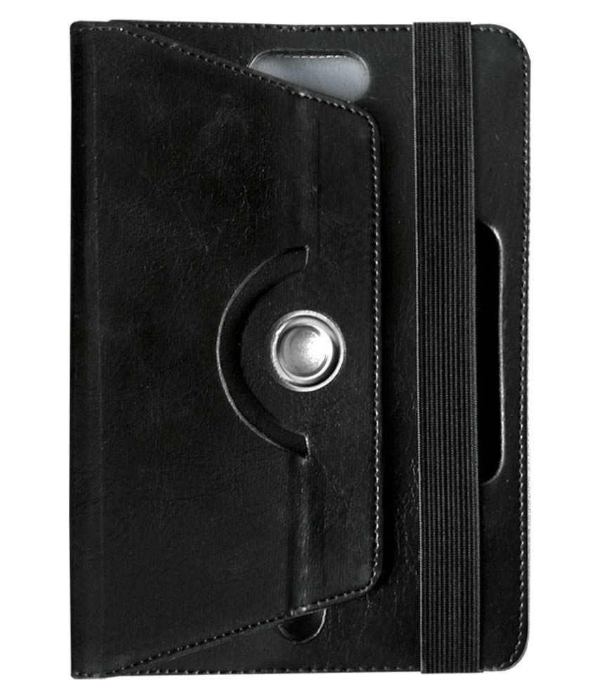 Fastway Rotating Tablet Cover For LG G Pad 10.1 Android Tablet- Black