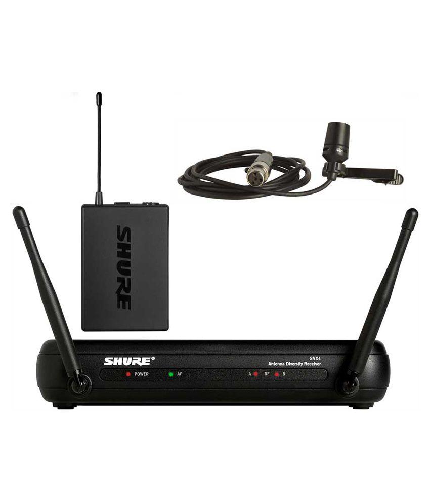 Shure Lapel Microphone Wireless : shure svx 14e cvl lapel live sound wireless microphone buy shure svx 14e cvl lapel live sound ~ Vivirlamusica.com Haus und Dekorationen