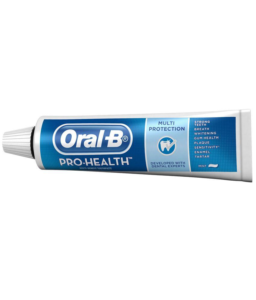 Oral-B Pro Health Toothpaste 75g