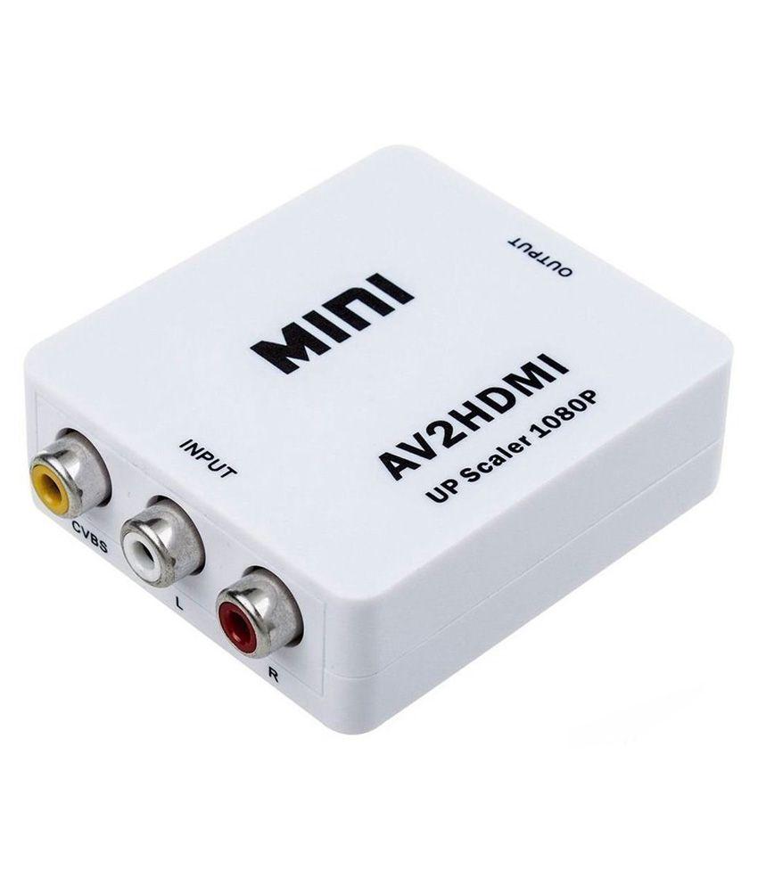 how to use mini av2hdmi