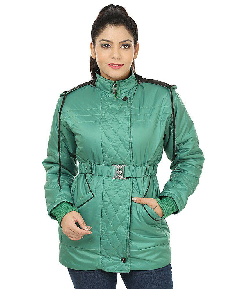 Nylon Winter Jackets 114