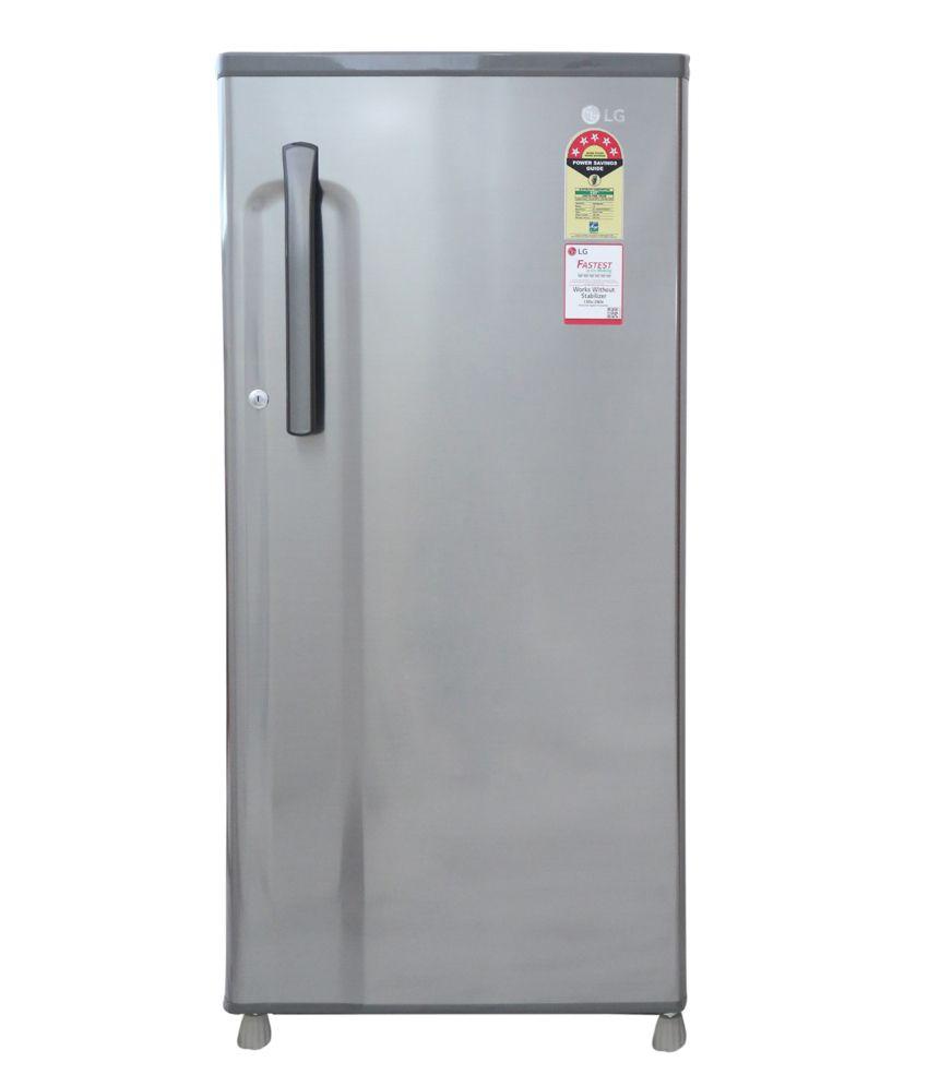 Lg 190 Litre Glb 205 Kpzn Gd Direct Cool Refrigerator