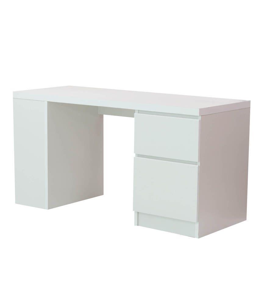 Beau Sonoma White Study Table Sonoma White Study Table ...