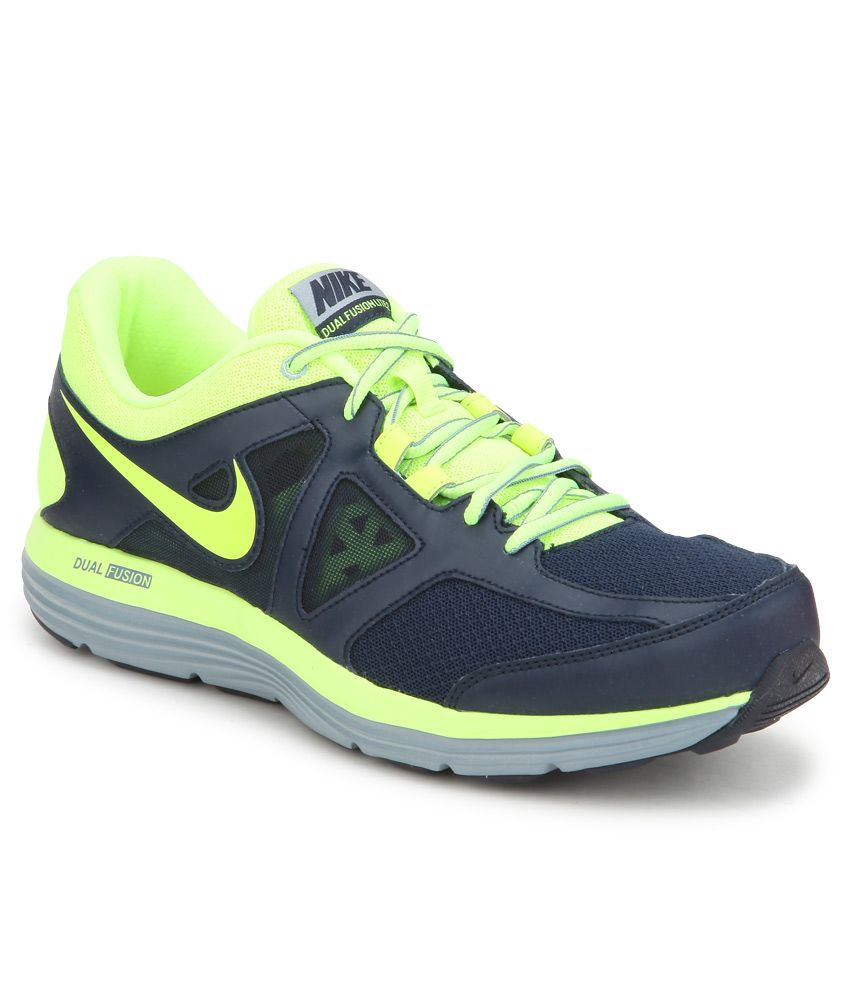 20aa7de1293 Nike Dual Fusion Lite 2 Msl Navy Sports Shoes - Buy Nike Dual Fusion ...