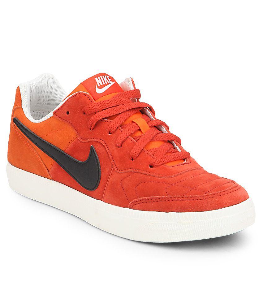 88e3c422816f Nike Orange Canvas Shoes - Buy Nike Orange Canvas Shoes Online at ...