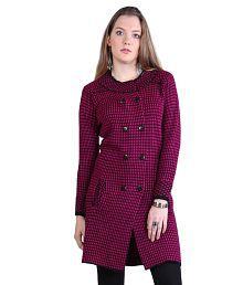 MONTREX Woollen Over coats