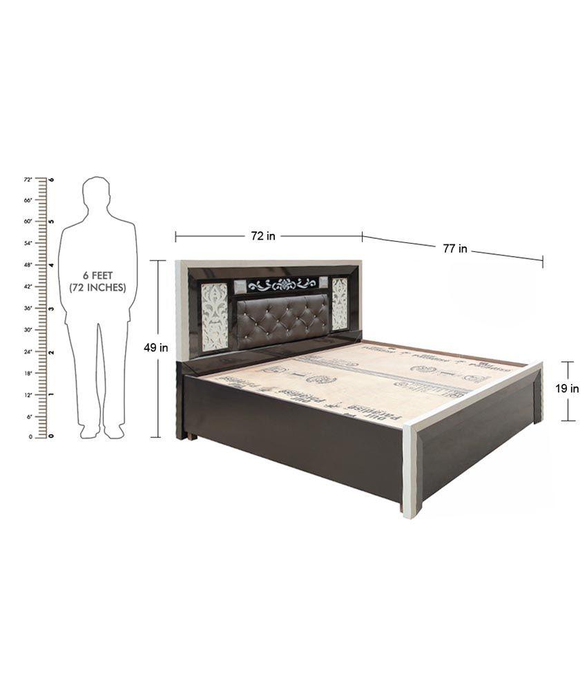 madrid designer king size box storage bed buy madrid designer king