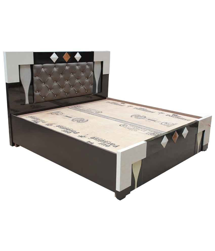 Wooden box bed designs pictures in india bedroom and bed for Bedroom cot designs