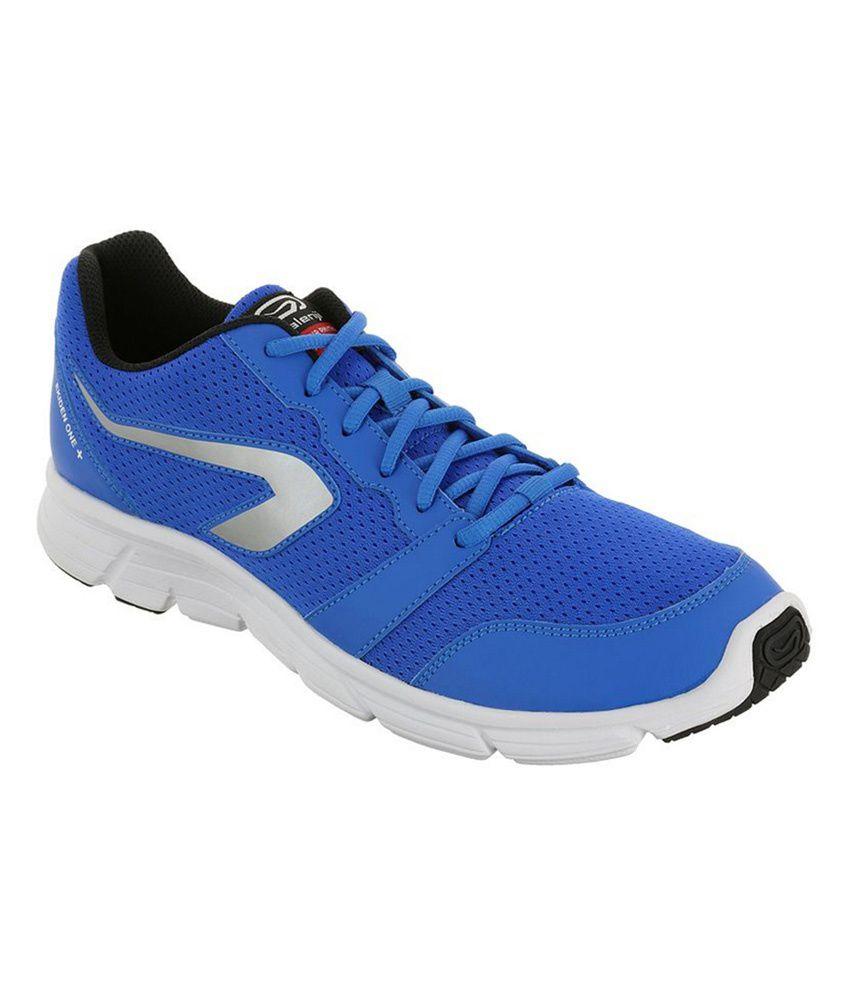 KALENJI Ekiden One Plus Men Running Shoes Blue: Buy Online