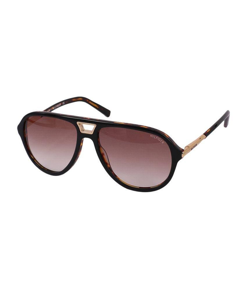 precio a Brown Unisex bajo Sunglasses Aviator Compre línea en Snapdeal c3 Tommy Hilfiger th7894 S7q5vv