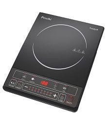 Preethi Trendy Plus 116 1600-Watt Induction Cooktop (Black)