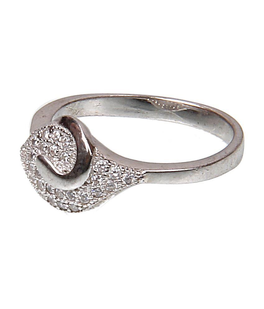 Define Jewellery 92.5 Sterling Silver Ring