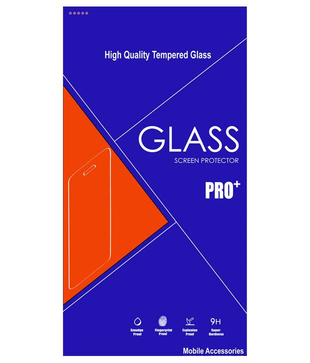 Samsung Galaxy Grand Prime Tempered Glass Screen Guard by Mobilecops