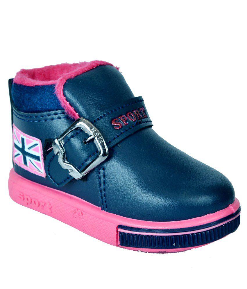 deals blue casual shoes