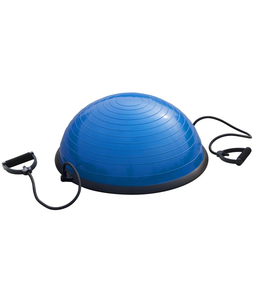 Bosu Ball Best Price: Iris Trainer Yoga Fitness Strength Exercise Workout W/Pump