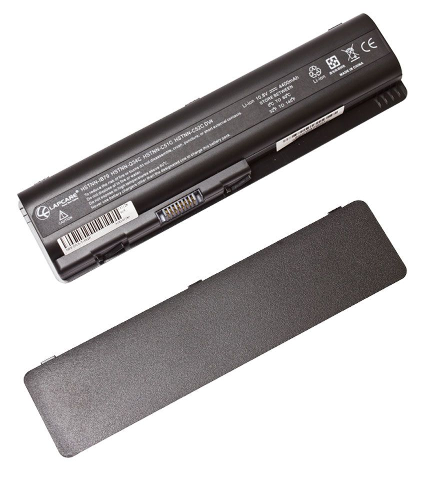 Lapcare Laptop Battery For Compaq Presario Cq40-123Ax With Actone Mobile Charging Data Cable