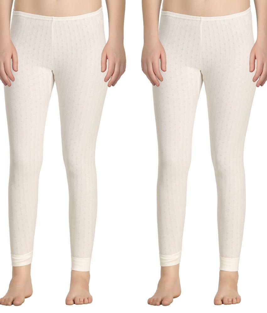 Kanvin Soft Long Pant Thermal - 2 Pcs