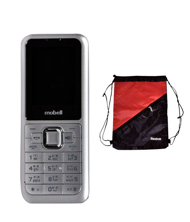 Mobell M320i Silver