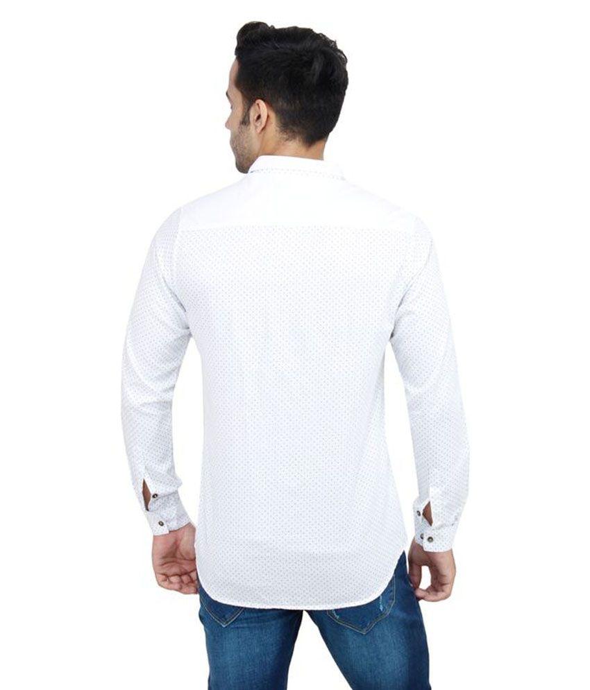 Zara black t shirt india -  Zara Men Shirt White Casual Shirt