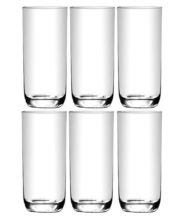 Union Pcs Glass Bar set