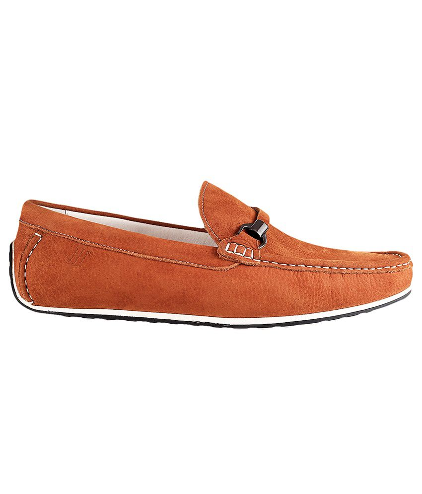 539fdfdf128 J Fontini Tan Loafers - Buy J Fontini Tan Loafers Online at Best ...
