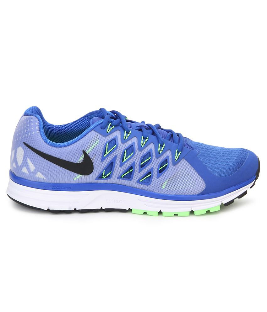the best attitude d8abf b7bef ... purchase nike zoom vomero 9 blue sports shoes ca10c 4ccc3