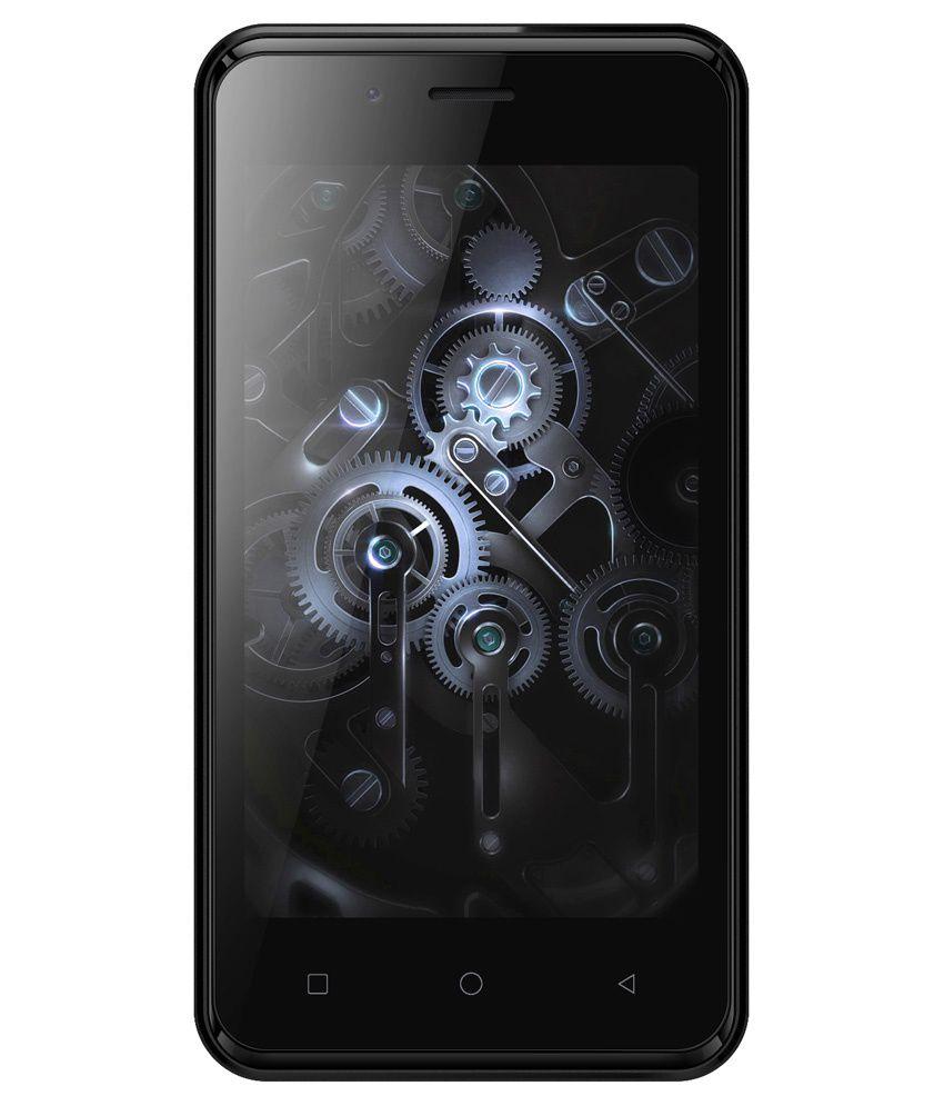 Intex Aqua Play (8GB, Black)