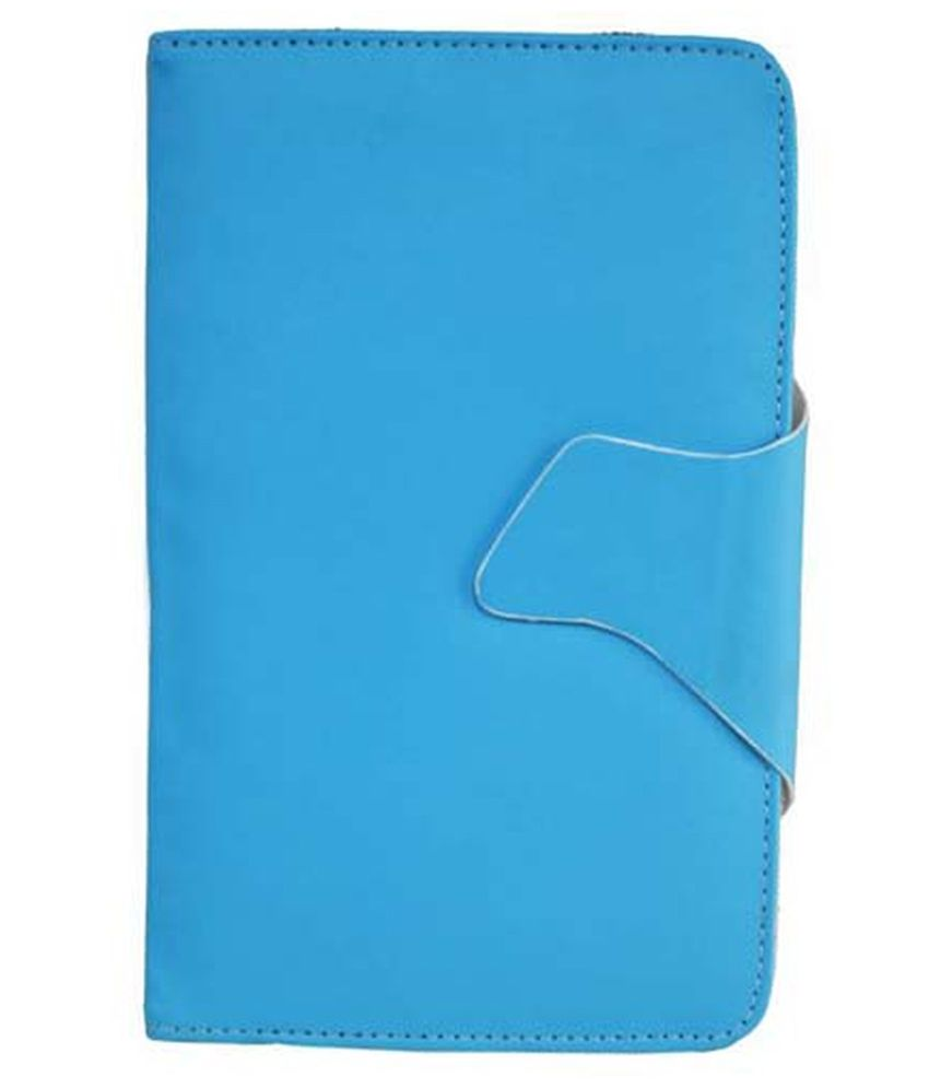 Vps Flip Cover For Acer Iconia Tab A100   Blue available at SnapDeal for Rs.295