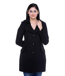 Trufit Black Tweed Coats