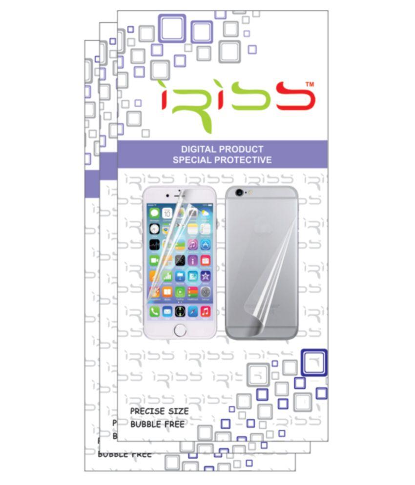 Nokia Lumia 1520 Clear Screen Guard by Iriss