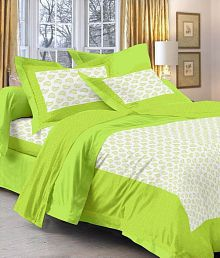 Quick View. UniqChoice Cotton Jaipuri King Size Double Bed ...
