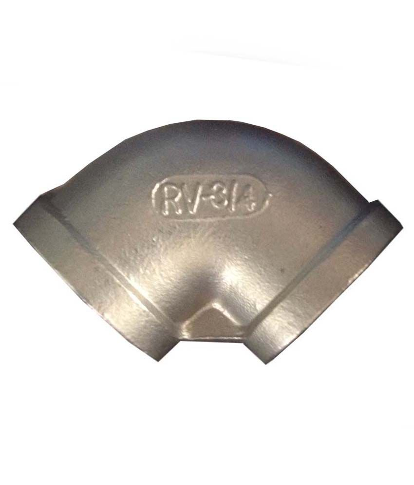 Balaji Trade Centre SSE8 Stainless Steel Elbow