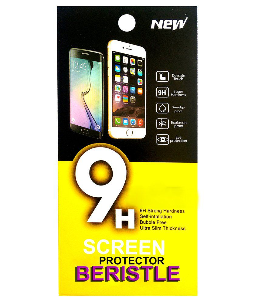 Bristle Clear Screen Guard For Micromax Bling 3 A86