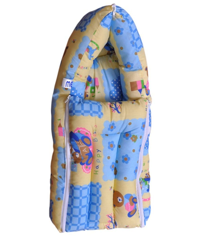Fabulous Fashions Multicolour Cotton Sleeping Bag