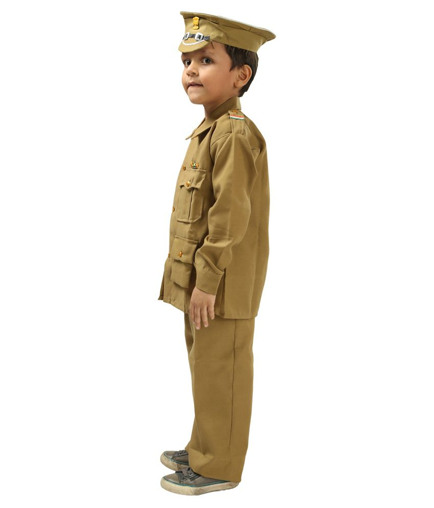 d6a19c96e4d Fancydresswale Kids Police officer dress for fancydress competitions