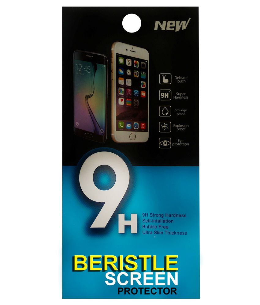 Bristle Clear Screen Guard for Lenovo Ideaphone A706