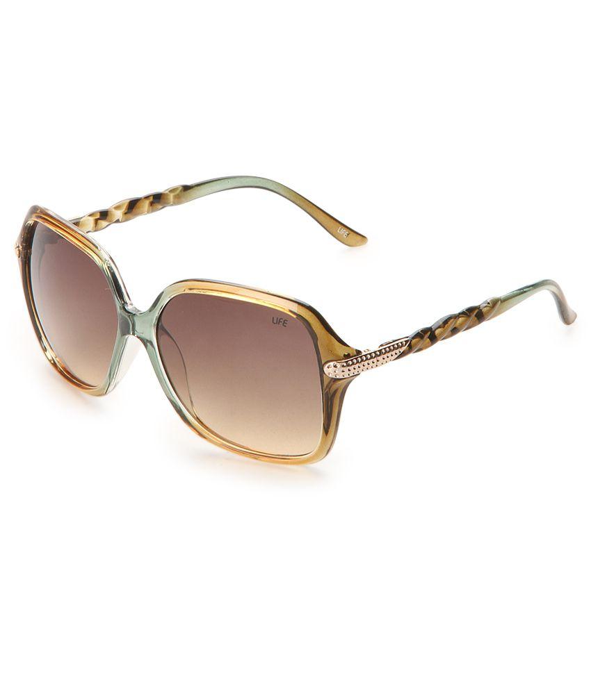 Life 8904157382588 Oversized Sunglasses